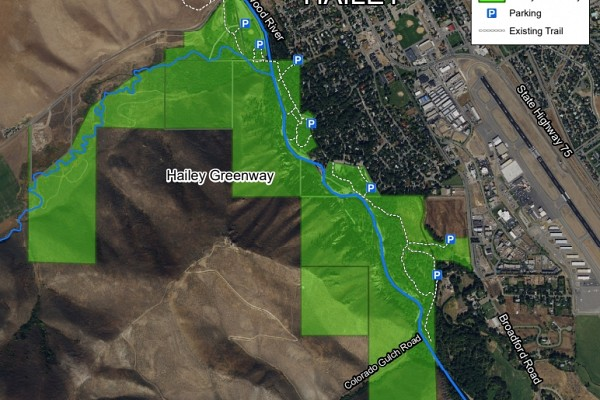 Hailey Greenway Master Plan